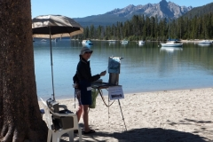 REDFISH LAKE_PAINT OUT_F1079