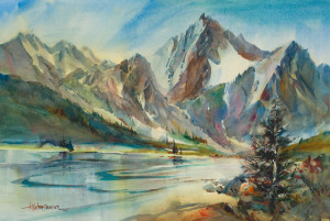 Anne Sorensen_PAINTING_Sawtooth Splendor 1200x805