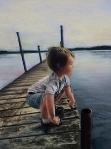 Christina Karras_PAINTING_Boy 1168x1555