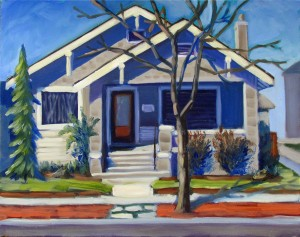 Kevin Hughes_PAINTING_Boise_14th-Ridenbaugh 1200x947