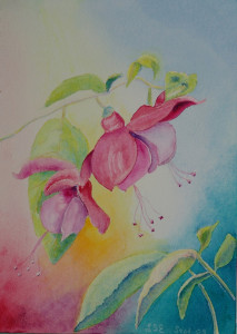 Lynne Easterbrook_PAINTING_Fuscia 900x1265